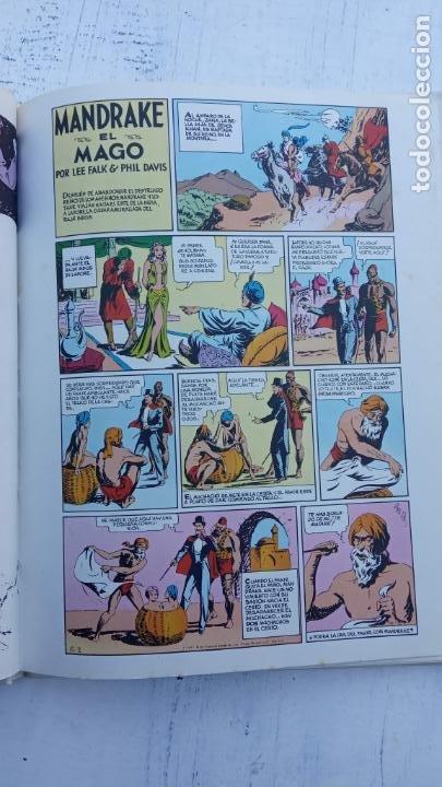 Tebeos: NOVENO ARTE - MANDRAKE - EDI. PALA 1973 - LEE FALK & PHIL DAVIS - TAPA DURA - Foto 4 - 212219637