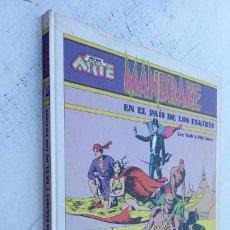 Tebeos: NOVENO ARTE - MANDRAKE - EDI. PALA 1973 - LEE FALK & PHIL DAVIS - TAPA DURA. Lote 212219637