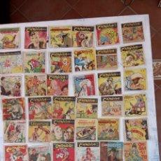 Tebeos: CHIQUITITO 61 NºS ORIGINALES. Lote 212309110