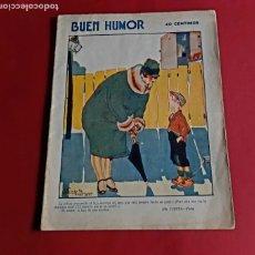 Tebeos: BUEN HUMOR Nº 309 -AÑO 1927-MADRID. Lote 212829190