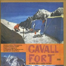 Tebeos: CAVALL FORT 288. Lote 238186225