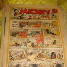 Tebeos: MICKEY. REVISTA INFANTIL ILUSTRADA. Nº 42. 21 DE DICIEMBRE 1935. Lote 213653612