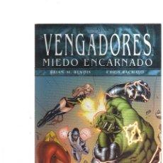 Livros de Banda Desenhada: LOS VENGADORES MIEDO ENCARNADO N,14. Lote 213702148