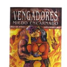 Livros de Banda Desenhada: LOS VENGADORES MIEDO ENCARNADO N,15. Lote 213702175