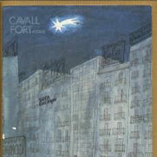 Tebeos: CAVALL FORT Nº 417 / 418. Lote 293954323
