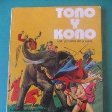 Tebeos: TONO Y KONO IIICOLECCION LIBRIGAR MICO EDITORIAL FHER 1975. Lote 214336955