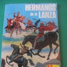Tebeos: HERMANO DE LA LANZA II COLECCION LIBRIGAR MICO EDITORIAL FHER 1975. Lote 214337095