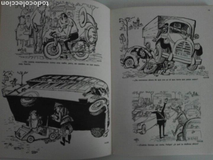 Tebeos: LA MOTORIZACIÓN- COLECCION MINGOTE N1- MYR EDICIONES- 87 PAG -1973 - Foto 7 - 215415192