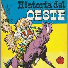 Tebeos: HISTORIA DEL OESTE .EUREDIT.Nº 8. Lote 215655163
