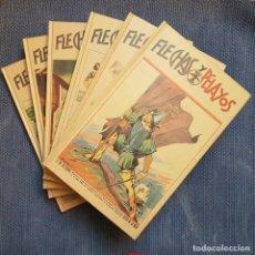 Tebeos: FLECHAS Y PELAYOS 6 TOMOS COMPLETA FACSÍMIL. Lote 215869091