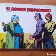 Tebeos: EL HOMRE ENMASCARADO. B.O. Nº 1. Lote 215913808