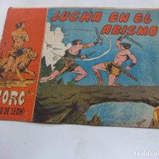 Tebeos: TORG Nº 27 ANDALUZA ORIGINAL. Lote 217109253