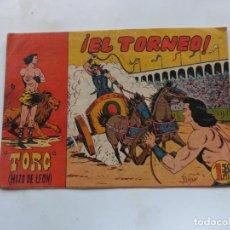 Tebeos: TORG Nº 2 ANDALUZA ORIGINAL. Lote 217109451