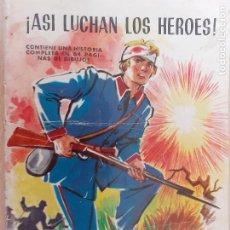 Livros de Banda Desenhada: CANGURITO Nº 7. ASÍ LUCHAN LOS HÉROES. EDITORIAL MATEU 1962. Lote 217150281