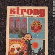 Livros de Banda Desenhada: STRONG SEMANARIO JUVENIL Nº 45 -EDITA : ARGOS. Lote 217547247