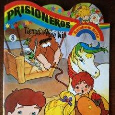Tebeos: RAINBOW BRITE LA TIERRA DEL ARCO IRIS GAMA Nº 8 TROQUELADO NUEVO 1986. Lote 217808716