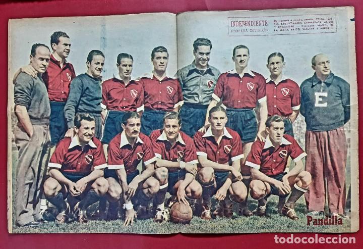 Tebeos: SEMANARIO DE HISTORIETAS FAMOSAS PANDILLA. Nº 30 -1945. POSTER INDEPENDIENTES - Foto 3 - 218012632