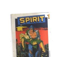 Tebeos: SPIRIT GRANDES HEROES DEL COMIC BIBLIOTECA EL MUNDO 1,2,3 COMPLETA. Lote 218100336