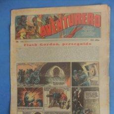 Tebeos: AVENTURERO Nº 74 HISPANO AMERICANA AÑO 1936. Lote 218386495