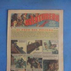 Tebeos: AVENTURERO Nº 79 HISPANO AMERICANA AÑO 1936. Lote 218386721