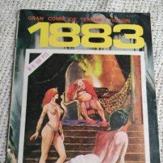 Livros de Banda Desenhada: 1883 Nº 6 COMIC DE TERROR Y FICCION. Lote 218430415