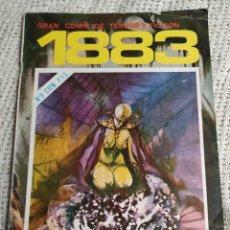 Livros de Banda Desenhada: 1883 Nº 9 COMIC DE TERROR Y FICCION. Lote 218430488