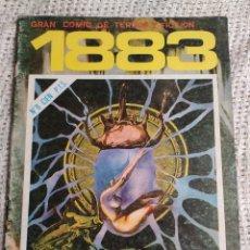 Livros de Banda Desenhada: 1883 Nº 8 COMIC DE TERROR Y FICCION. Lote 218430548