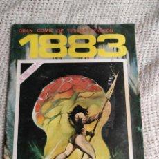 Livros de Banda Desenhada: 1883 Nº 1 COMIC DE TERROR Y FICCION. Lote 218430581