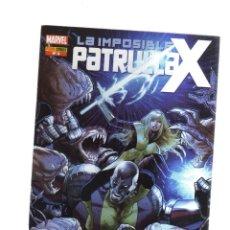 Tebeos: PATRULLA - X LA IMPOSIBLE N,3. Lote 218496348