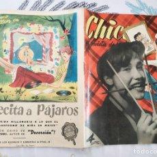 Tebeos: CHICAS LA REVISTA DE LOS 17 AÑOS 1953 N.º 151 ILUSTRA MINGOTE GAYO FELIX PUENTE MONTALBAN.... Lote 218520656