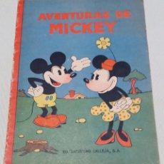 Tebeos: AVENTURAS DE MICKEY. EDITORIAL SATURNINO CALLEJA. Nº 1.. Lote 218539471