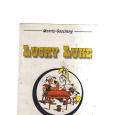 Tebeos: LUCHY LUKE MORRIS-GOSCINNY CLACICOS DEL COMIC. Lote 218595342