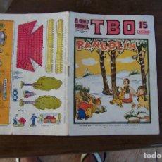 Tebeos: BUIGAS, EL CUENTO INFANTIL SUPLEMENTO TBO Nº 1 CON RECORTABLE. Lote 218771822