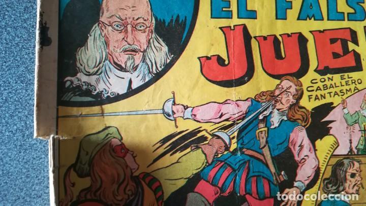 Tebeos: El caballero Fantasma. El falso Juez - Foto 5 - 219325921
