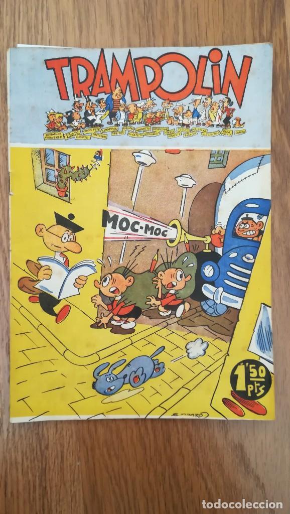 TRAMPOLÍN Nº 50 (Tebeos y Comics - Tebeos Otras Editoriales Clásicas)