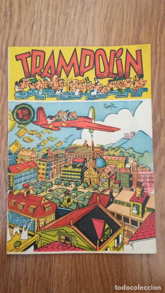 TRAMPOLÍN Nº 82 3ª ÉPOCA (Tebeos y Comics - Tebeos Otras Editoriales Clásicas)