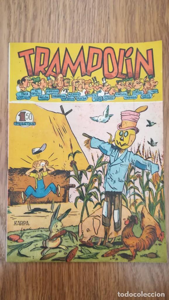 TRAMPOLÍN Nº 81 3ª ÉPOCA (Tebeos y Comics - Tebeos Otras Editoriales Clásicas)