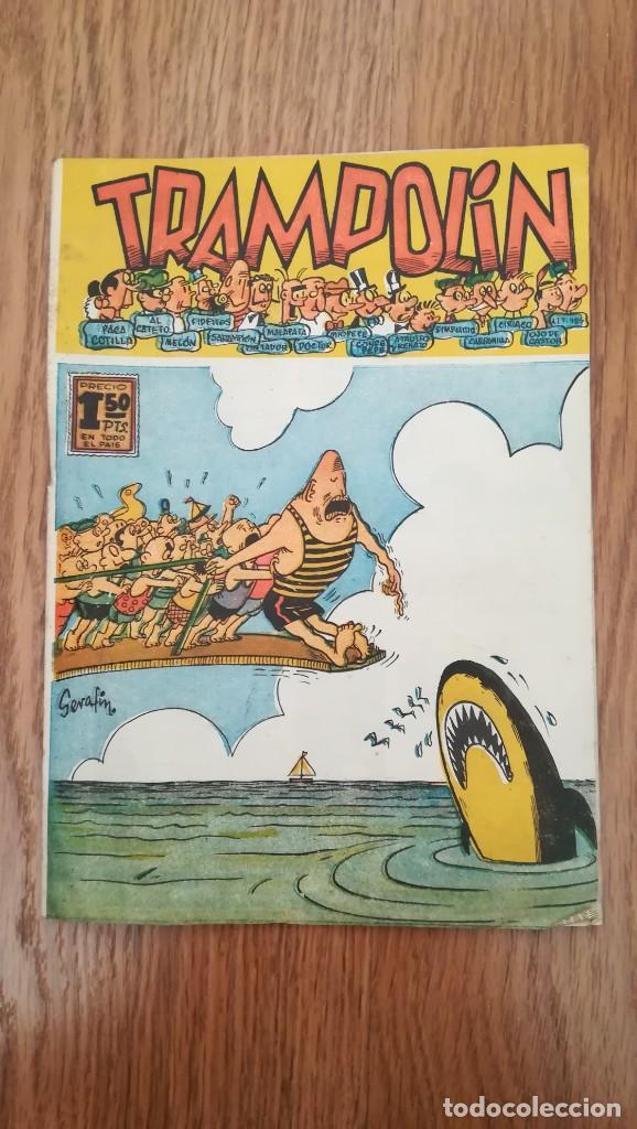 TRAMPOLÍN Nº 80 3ª ÉPOCA (Tebeos y Comics - Tebeos Otras Editoriales Clásicas)