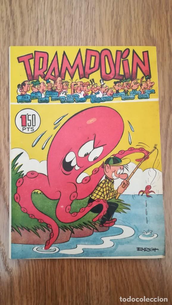 TRAMPOLÍN Nº 79 3ª ÉPOCA (Tebeos y Comics - Tebeos Otras Editoriales Clásicas)
