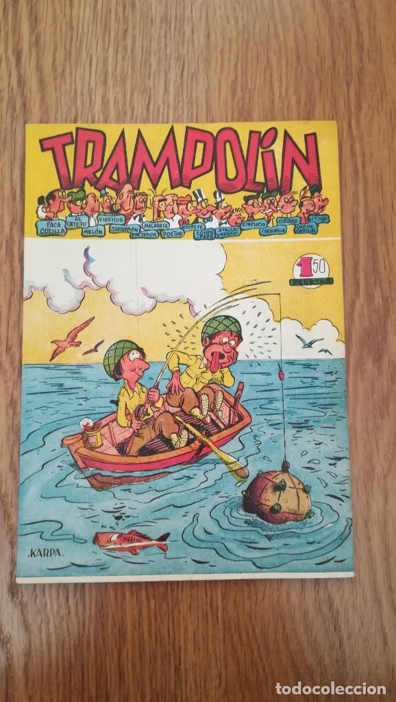 TRAMPOLÍN Nº 78 (Tebeos y Comics - Tebeos Otras Editoriales Clásicas)