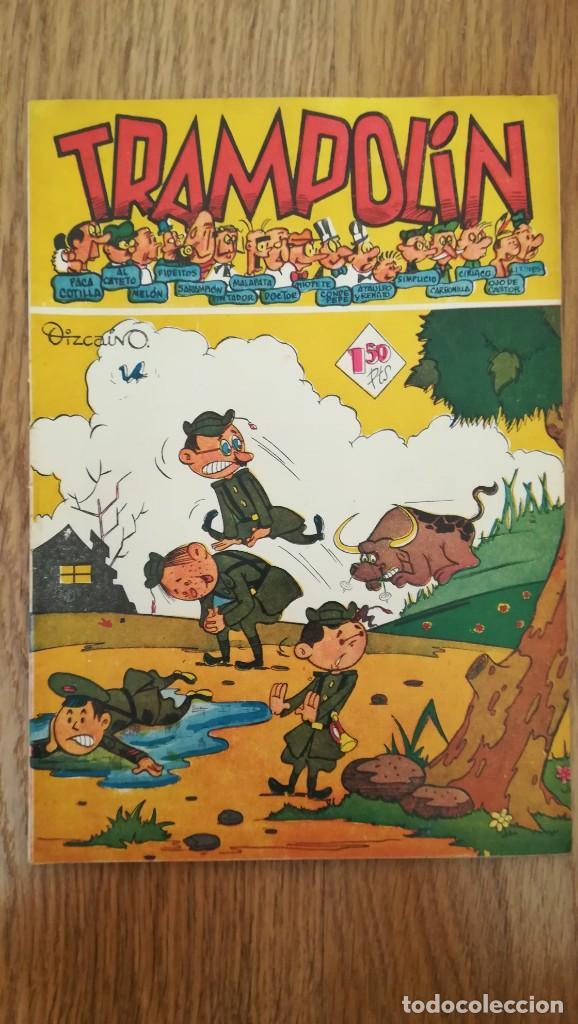 TRAMPOLÍN Nº 77 (Tebeos y Comics - Tebeos Otras Editoriales Clásicas)