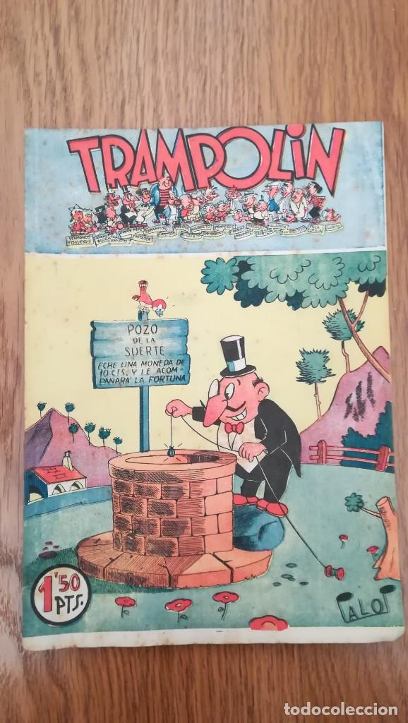 TRAMPOLÍN Nº 64 (Tebeos y Comics - Tebeos Otras Editoriales Clásicas)