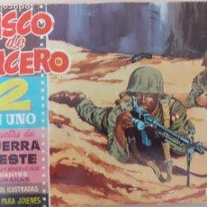 Livros de Banda Desenhada: CASCO DE ACERO Nº 10. ORIGINAL. EDICIONES MANHATTAN 1961. Lote 220784141