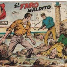 Tebeos: MARK CLAYTON Nº 5, ORIGINAL DIFICIL, RICART 1954 -IMPORTANTE- LEER TODO. Lote 221110961