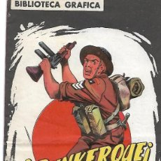 Tebeos: DUNKERQUE BIBLIOTECA GRAFICA SADE 1961, MUY BUEN ESTADO -- LEER TODO. Lote 221149335