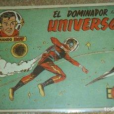 Tebeos: COMANDO ROY Nº 15, ORIGINAL SIMBOLO 1954 ,MUY BUEN ESTADO -- LEER TODO. Lote 221276772