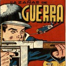 Livros de Banda Desenhada: HAZAÑAS DE GUERRA (DE HARO, 1952) DE JOSEP TOUTAIN. Lote 221513352