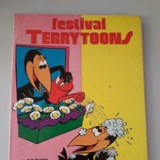 Tebeos: TERRYTOONS TERRY TOONS LAIDA FHER N 20 COMICSOR 1977. Lote 221524168