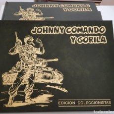 Tebeos: JOHNNY COMANDO Y GORILA. Lote 221570806