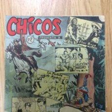 Tebeos: CHICOS Nº 2 EDICIONES CID ORIGINAL. Lote 221586808